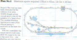 photograph about Printable N Scale Track Template known as Fresh Setrack Systems Keep track of Plans Within just A Box!
